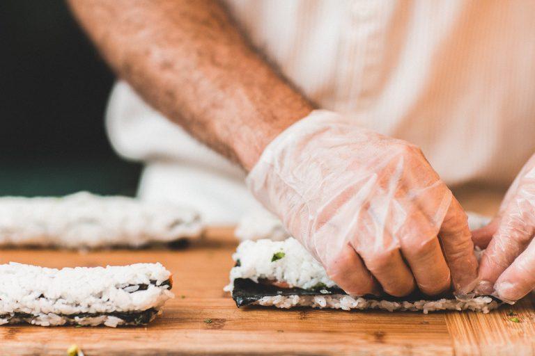 Sushi – narodowa potrawa Japończyków