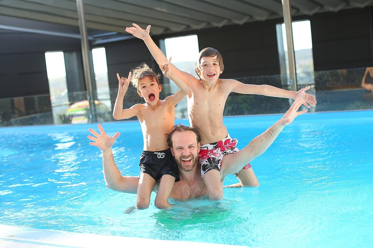 Ćwiczenia na odchudzanie na basenie
